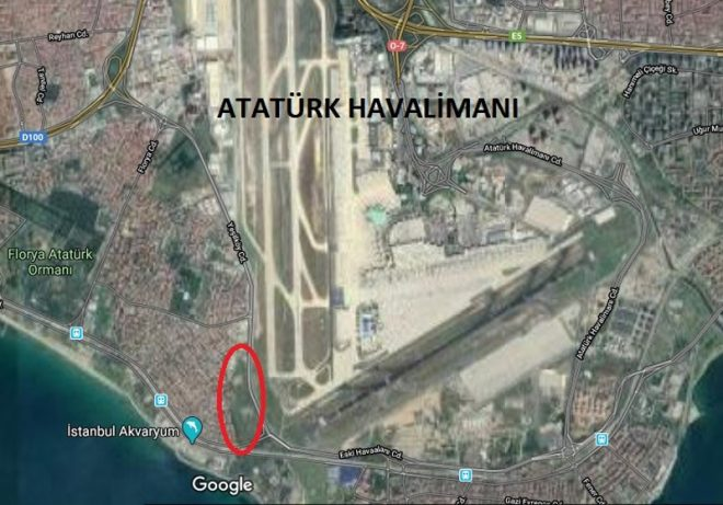 Atatürk Havalimanı Hastane
