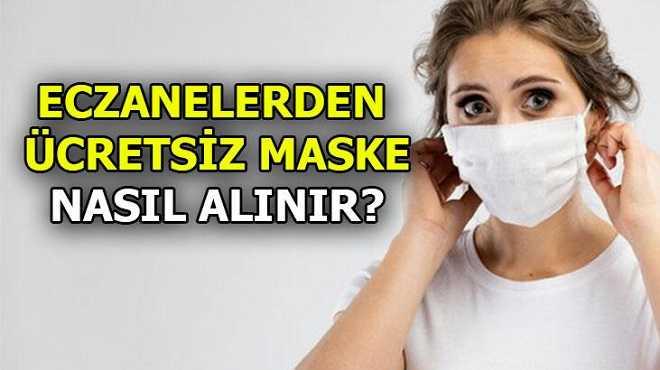 Ücretsiz Maske Dağıtımında Yeni Açıklama