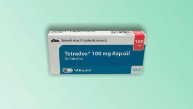 Photo of Tetradox İlaç Prospektüsü, Kullanımı ve Yan Etkileri