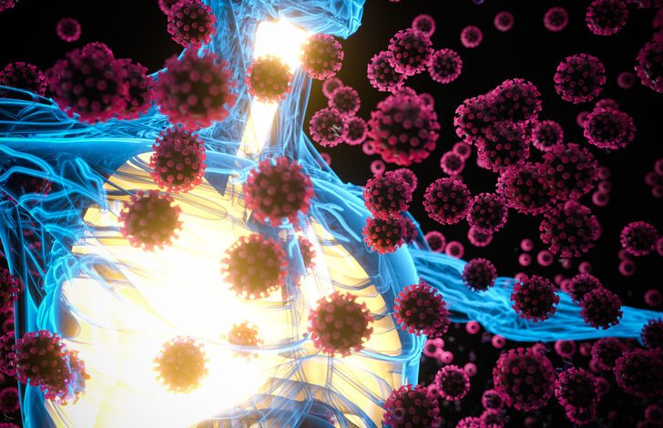 Yeni araştırma: Koronavirüs bulaşması için en az 300 virüs gerekiyor