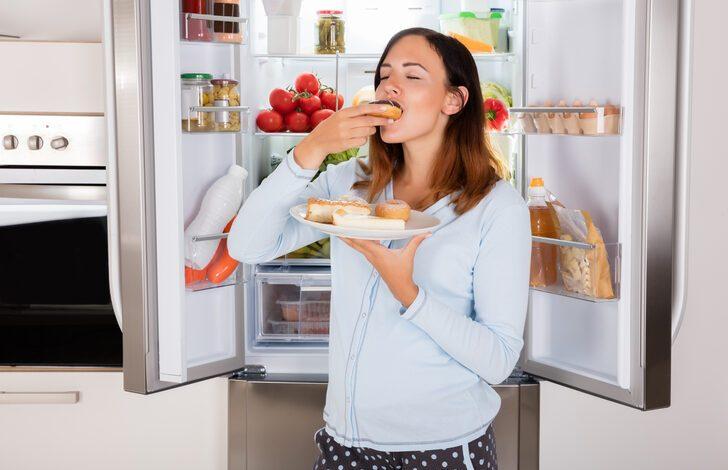 Açlığınızın nedeni uykusuzluk olabilir!
