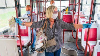 Photo of Koronavirüs riskine dikkat! Toplu taşımada…