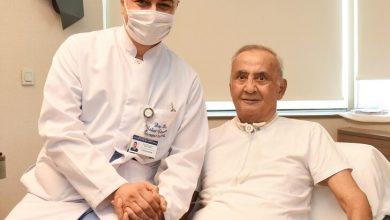 Photo of 73 yaşındaki covid-19 hastası 5,5 ay sonra taburcu oldu! Gözlerini açtığında ilk sorduğu…