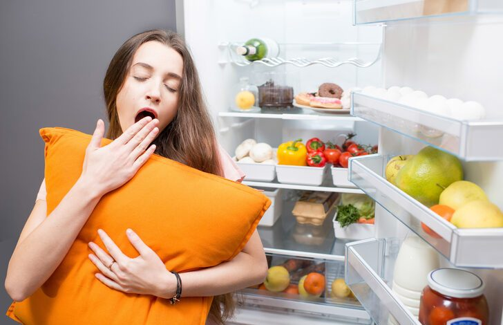 Sakın gece yatmadan önce bir kaşık yoğurt yemeyin!