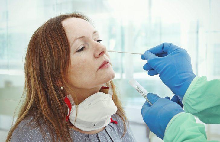 Koronavirüs testi yapılırken kafatası delindi! Koronavirüs testi nasıl yapılıyor? Korona testi sürüntü nasıl alınır?
