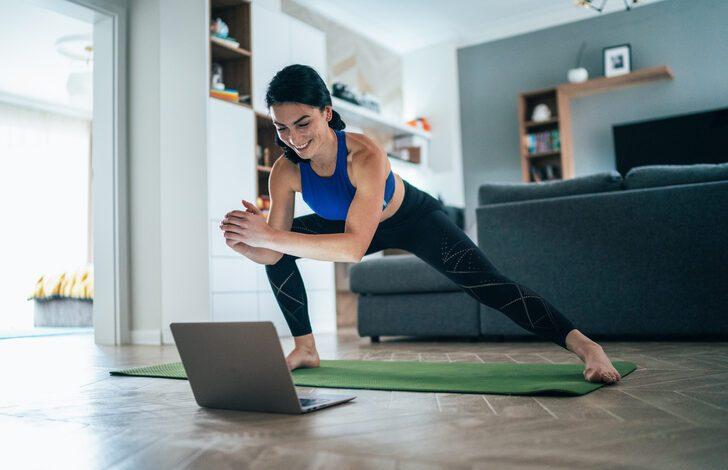 Evde hangi egzersizleri yapabiliriz? İşte spor eğitmeninden tüyolar
